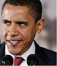 Obama gets snarly