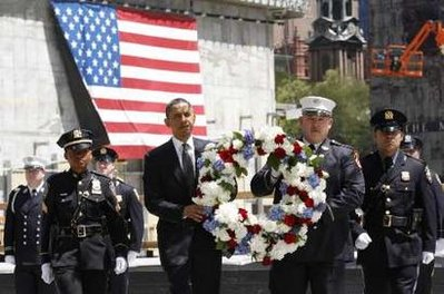 "Post image for ""Thanks for dying, Osama""–Obama"
